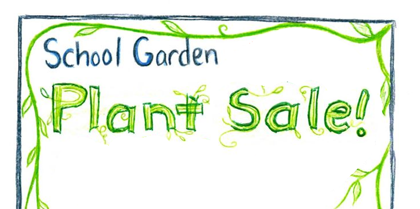 link to the blog post of the Plant Sale